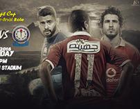 Al-Ahly vs Smouha Match Card