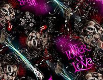 Digital Textile Artwork