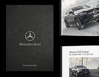 Mercedes Benz Thesis — Graphic Design