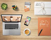 Che Polo - Logo, web & brand identity