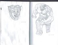 Hulk &Thundercat