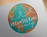 Brand Identity - Volunteering Journeys