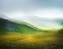 Landscape - moving still