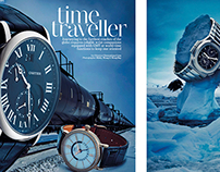 ADOREHIGHLIGHT-TRAVEL WATCHES