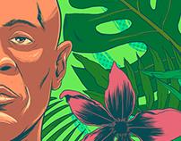 Gig Poster - Jungle Ting! - Dj Fabio
