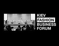 Identity for Kiev fashion Institute