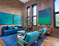 Home in Brooklyn by Bold New York Design