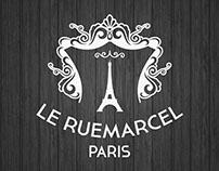 LE RUEMARCEL - Branding
