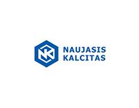 NAUJASIS KALCITAS logo
