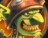 Mascote - Goblins