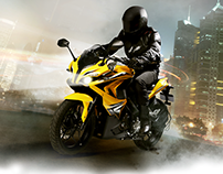 Pulsar RS200 Feature Journey : Website