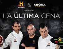 La última Cena / Promotional Campaign