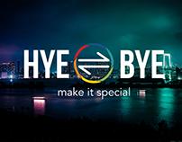 HYE:BYE