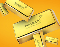 Nord Gold corporate identity