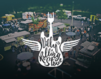 Dilly´s Rolling Stove (Rock´n Roll food truck)