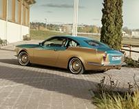 Bilenkin classic car.