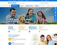 Sacombank - Responsive