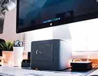 Monitor Riser for Apple iMac and Thunderbolt Display