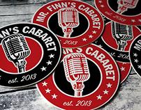 Mr. Finn's Cabaret - Rebranding