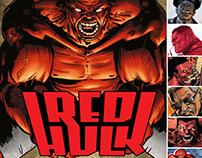 Marvel Fact Files Special - Red Hulk