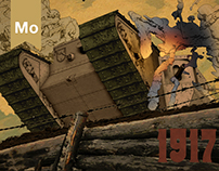 "History Channel ""1st World War"""