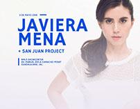 Javiera Mena | BMLS Showcenter