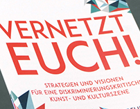 Graphics for the VERNETZT EUCH! conference