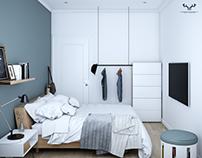 Scandinavian Apartment - Interior Design