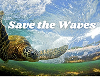 Save The Waves - Save the Waves.org non-profit