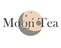 Moon Tea - Branding