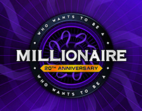 BuzzIn's Who Wants To Be A Millionaire 20th Anniversary