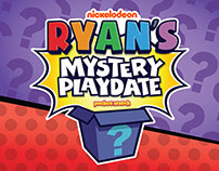 Ryans Mystery Playdate On-Air Logo and Branding Guide