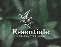 Essentiale Handcrafted Soap Logo