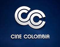 Cine Colombia abre sus puertas.