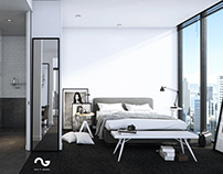 Melbourne Tower - Bed Room 2