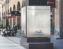 Dove Advertising Concept