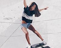 | skate girl |