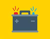 Emergency or not, RAC Batteries can help.