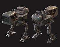 Crawler D7-7M