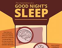 Sleep - Infographic