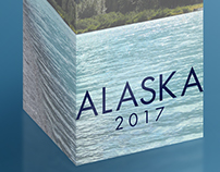Alaskan Travel Brochure