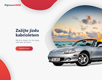 Car rental web and more