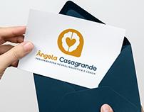 Ângela Casagrande, PNL e COACH - Brand