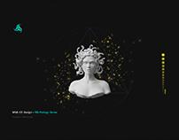Web UX design - Gorgona
