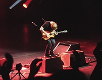 Ed Sheeran In Singapore 2015
