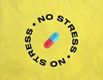 ARTWORK // NO STRESS - CAFAM