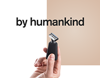 By Humankind Identity Concept