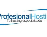 Perfiles Sociales de Profesional Hosting