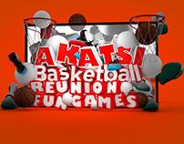 AK RIFLES BASKETBALL FUN GAMES
