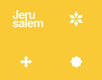 Jerusalem - one square kilometer